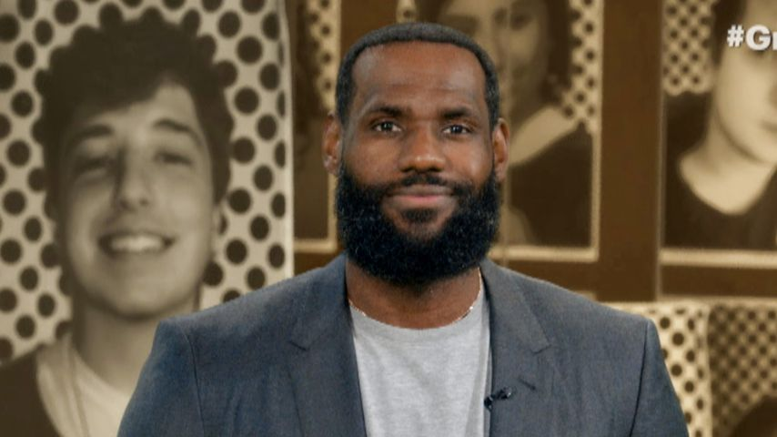 LeBron James, Basketballprofi
