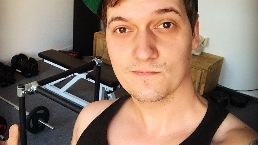 YouTube-Star LeFloid beim Sport