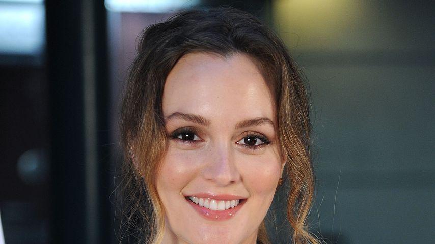 1. Foto nach Geburt ihrer Tochter: Leighton Meester strahlt