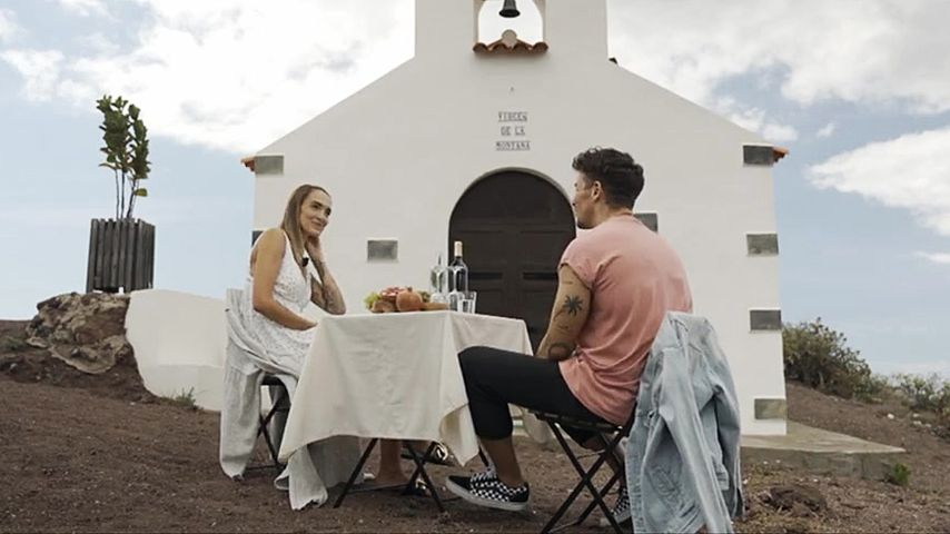 """Lela Roth und Mohamed Aidi bei """"Mein Date, mein bester Freund & ich"""""""