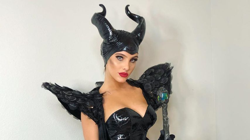 Lele Pons als Maleficent, 2019