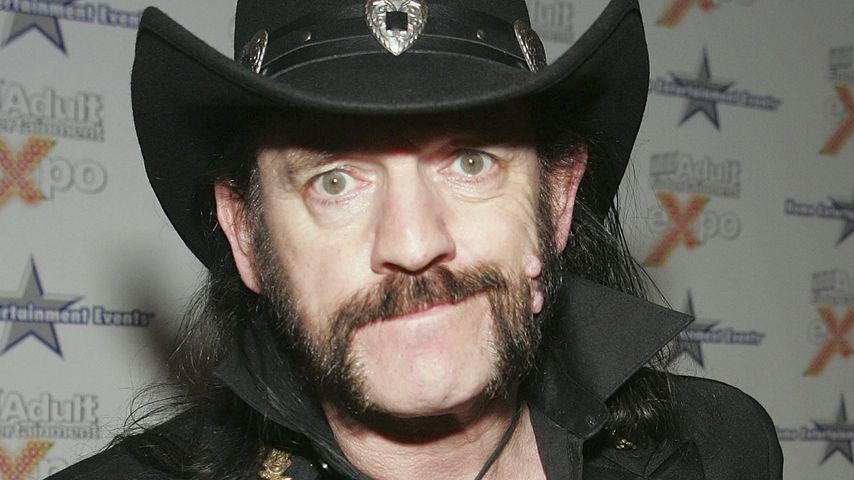 Lemmy Kilmister bei der Adult Video News Adult Entertainment Expo