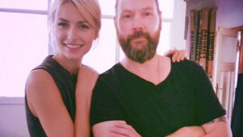 "Shooting-Friday: Lena Gercke im ""The Voice""-Fieber"