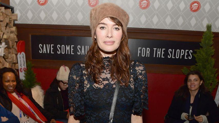 Lena Headey beim Sundance Film Festival 2019