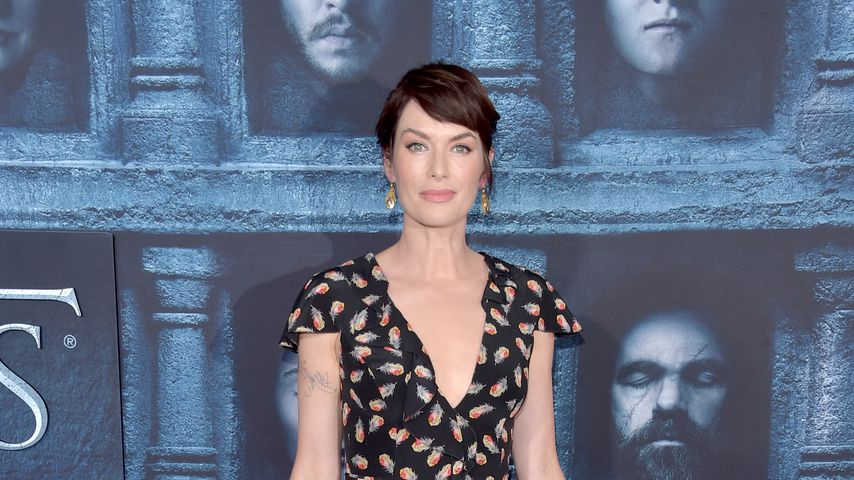 "Lena Headey bei der ""Game of Thrones""-Premiere 2016"