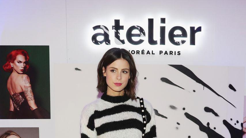 Lena Meyer-Landrut bei der Atelier-Eröffnung von L'Oreal 2017