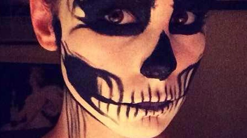 Spooky: Wer probt denn hier schon für Karneval?