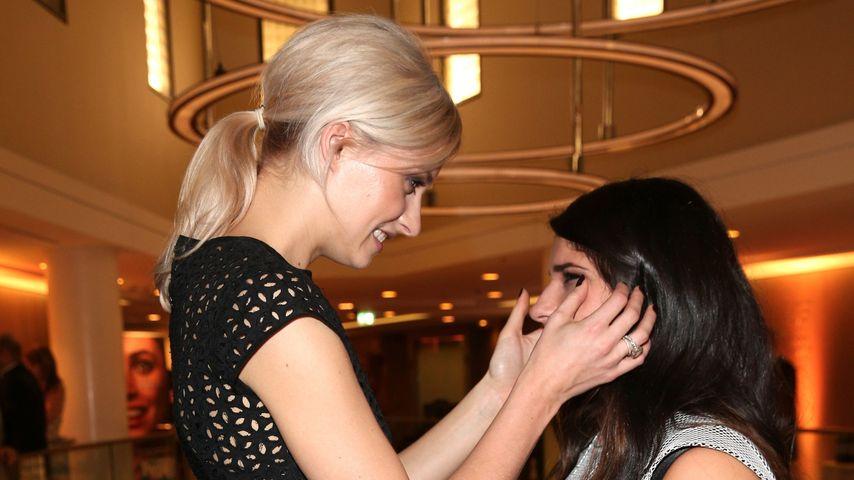Zufallstreffen! Tränen bei Lena Gerckes Schwester