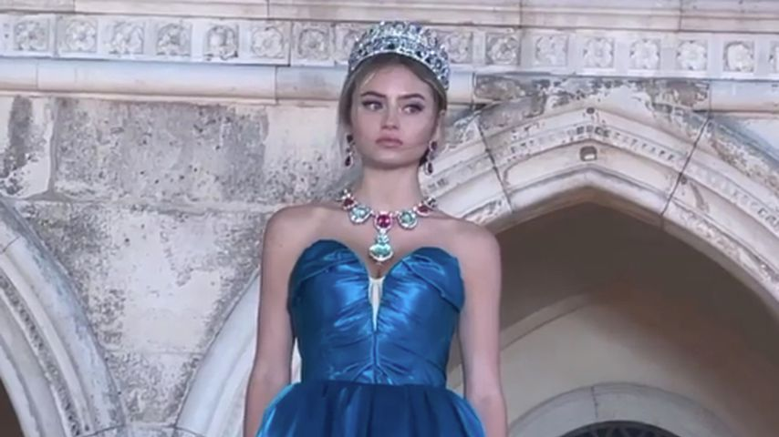Für Dolce & Gabbana: Leni Klum rockt den Laufsteg in Venedig