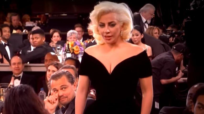 Nach öffentlichem Streit: Lady GaGa & Leo feierten zusammen!