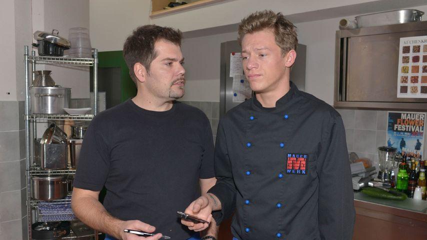 Daniel Fehlow und Vincent Krüger