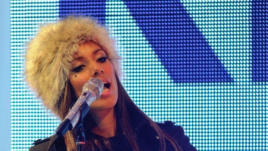 Leona Lewis wurde von Katze attackiert