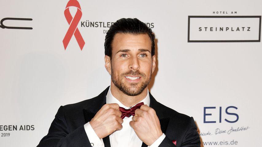 Leonard Freier bei Künstler gegen Aids - Die Gala, 2019