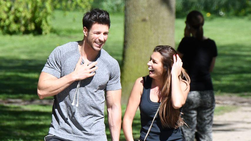 Turtel-Alarm: So nah kommen sich Sabia & Bachelor-Leonard!