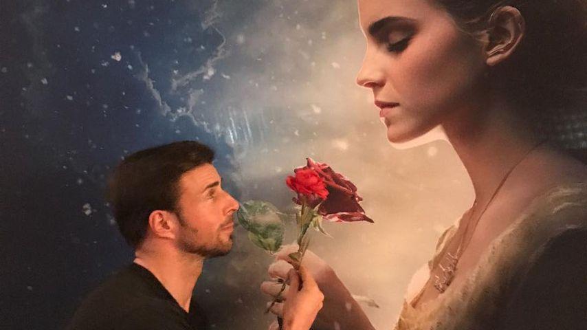 Aus Liebe zu Emma Watson: Leonard Freier will ein Biest sein