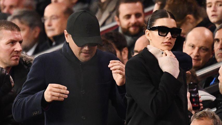 Leonardo DiCaprio und Camila Morrone in Paris 2018