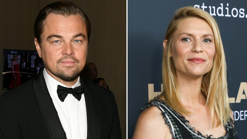 """Nach Liebesfilm mit Leo: Claire Danes lehnte """"Titanic"""" ab"""