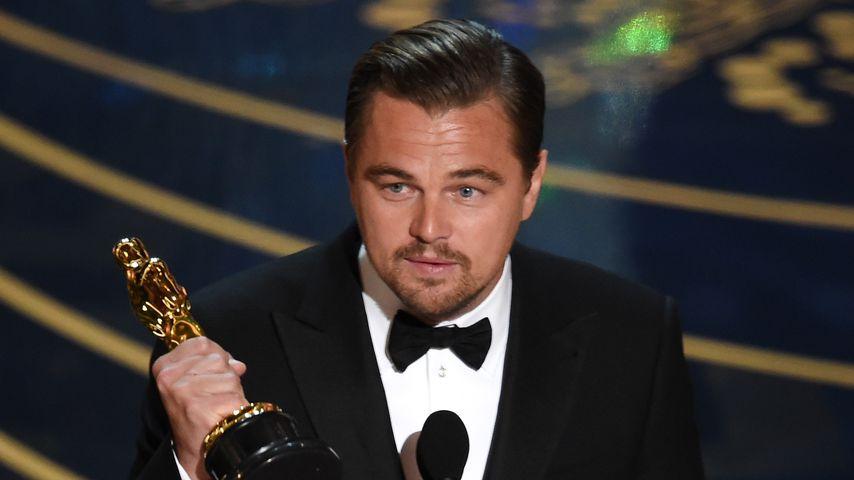 Traum wird wahr! Leo DiCaprios rührende Worte nach dem Oscar
