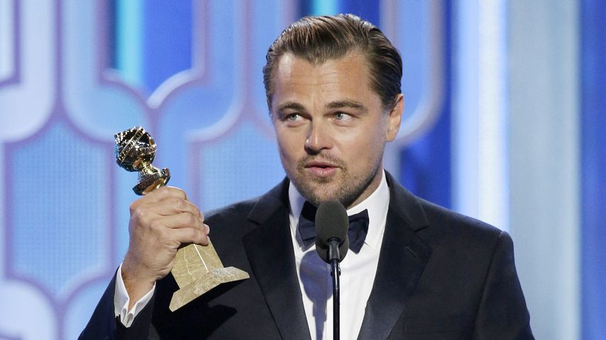 Golden Globes 2016: Leonardo DiCaprio Gewinner des Abends