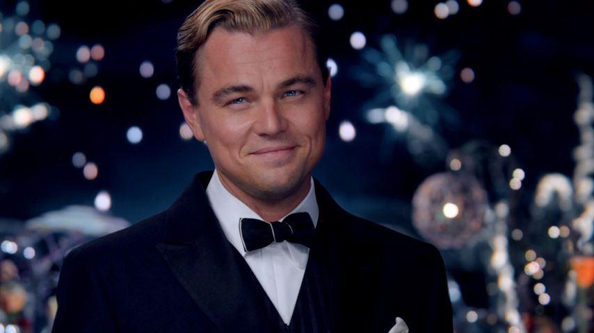 "Leonardo DiCaprio in ""The Great Gatsby"""