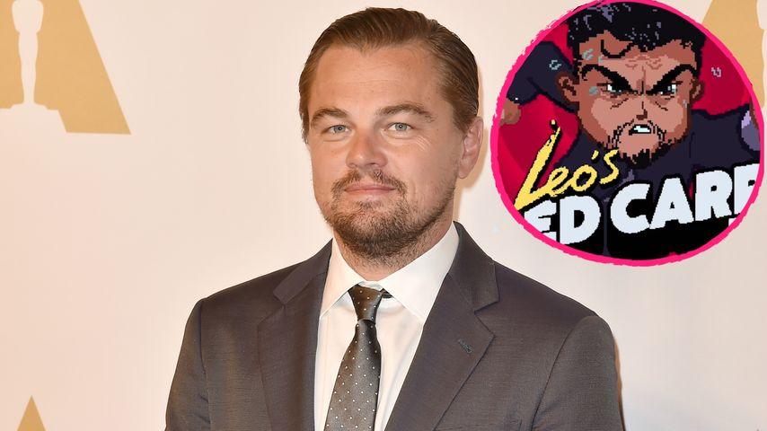 Oscar-Rennen: Leonardo DiCaprio wird Computerspiel-Held!