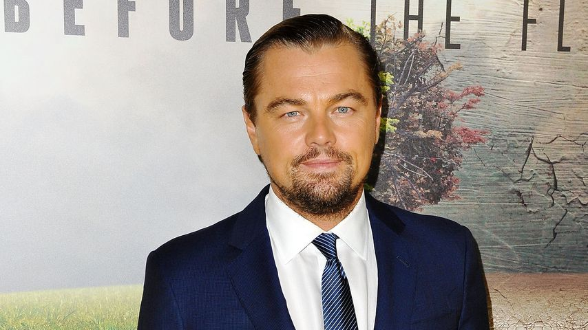 500 Mio. Euro wert! Hier relaxt Leonardo DiCaprio