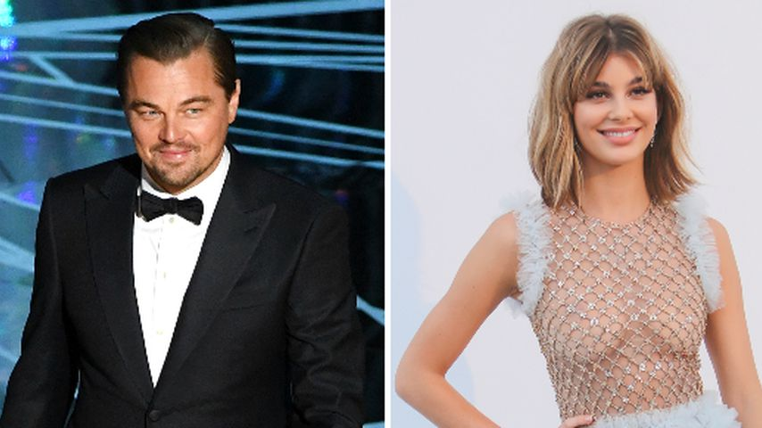 Leo DiCaprio & Model Camila Morrone: Wer ist die Beauty?
