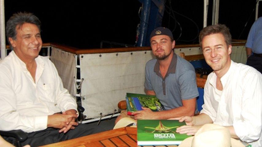 Dramatisch: Edward Norton rettet Leonardo DiCaprio das Leben