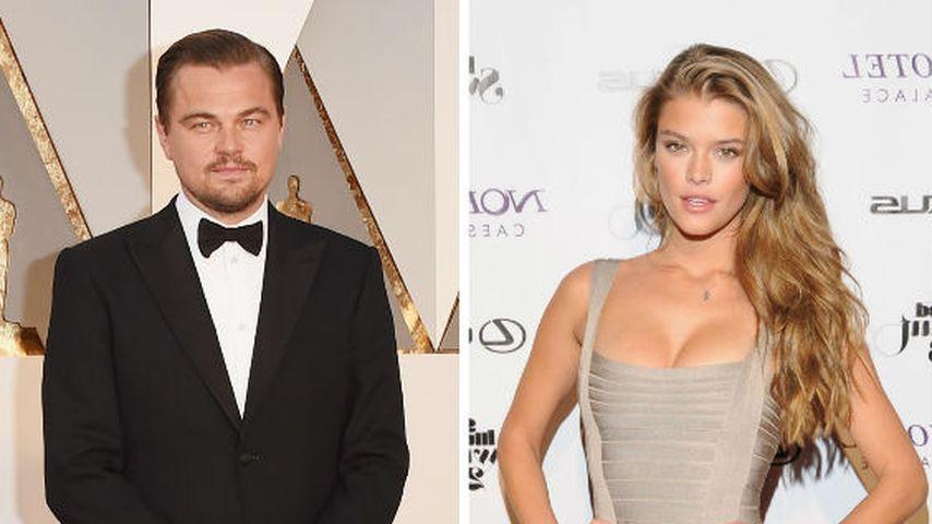 Nach fiesem Korb: Leo DiCaprio & Nina Agdal flirten wieder