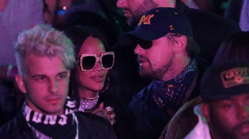 Geflüster beim Coachella: Daten Leo DiCaprio & RiRi wieder?