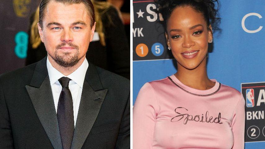 Ach! Rihanna liebt Leo DiCaprio schon seit Jahren