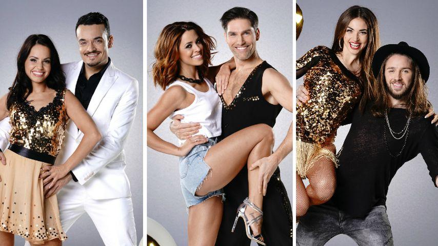 """1. Fotos der Tanzpaare: Die """"Let's Dance""""-Vorfreude steigt!"""