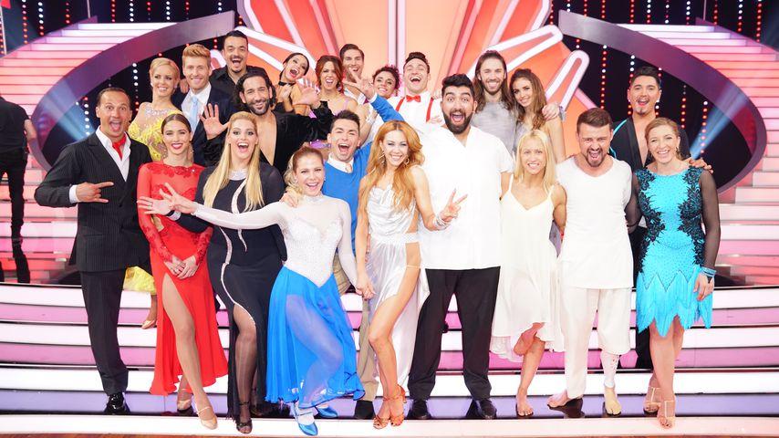 """Let's Dance""-Teilnehmer der Show am 7. April 2017"
