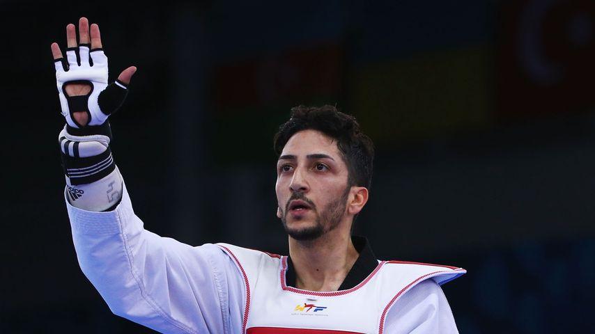 Angst ums Augenlicht: Olympia-Kämpfer weint Blut & reist ab!