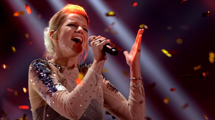 "Levina bei ""Eurovision Song Contest – Unser Song"" in Köln 2017"