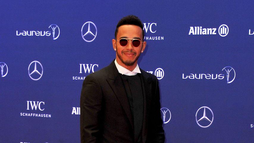 Lewis Hamilton: Ist diese Sexbombe seine Neue?