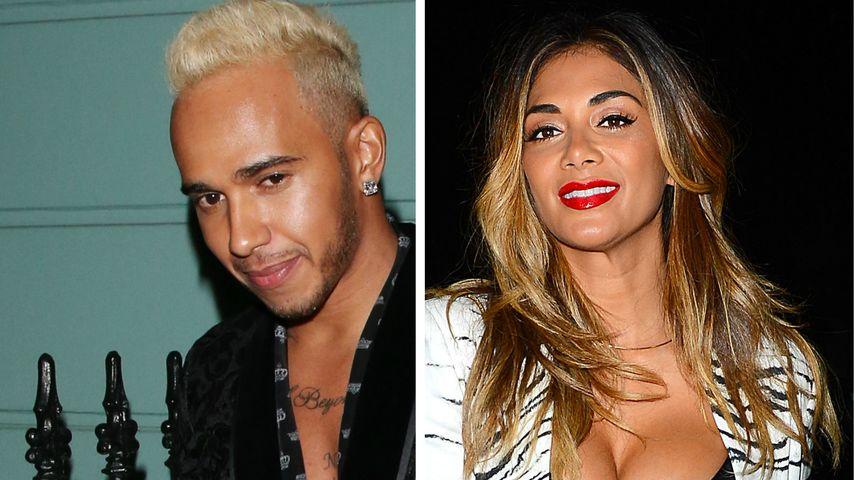 Lewis Hamilton & Nicole Scherzinger: Heißes Style-Battle