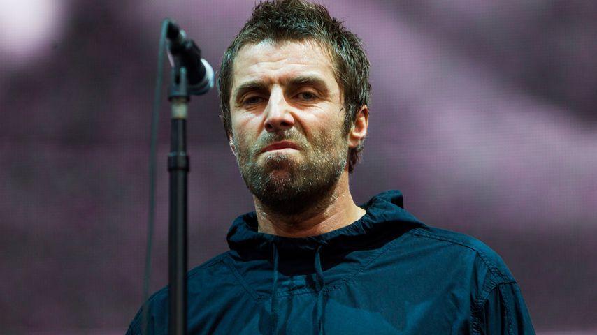 Schlimme Diagnose: Sänger Liam Gallagher leidet an Arthritis