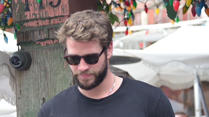 Liam Hemsworth, Februar 2020