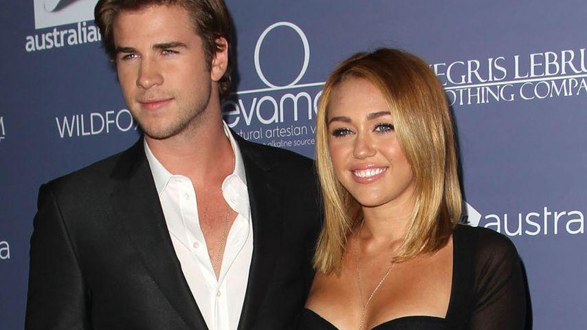 Liam Hemsworth: Darum ist Miley seine Traumfrau