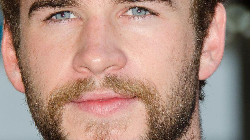 Hübscher Trost! Liam Hemsworth auf Flirt-Kurs