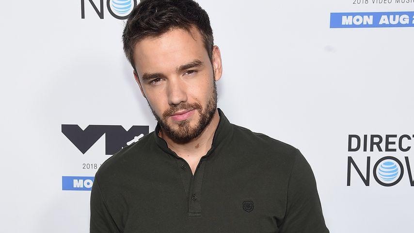 Liam Payne in New York City