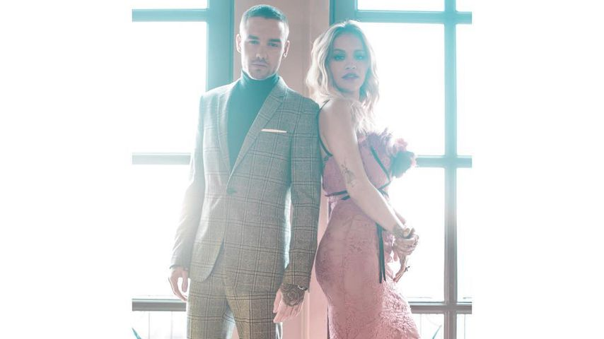 """Fifty Shades"": Singen Liam Payne & Rita Ora den Soundtrack?"