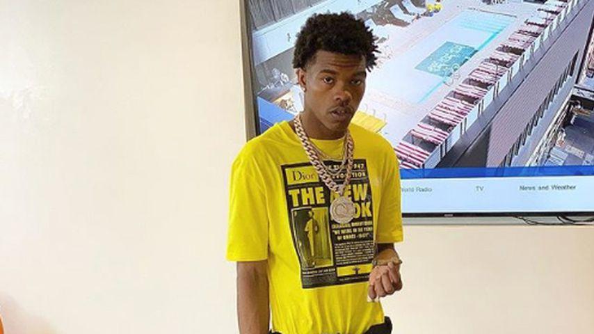 Rapper Lil Baby schenkt Sohn Jason (3) 25.000 Dollar-Kette