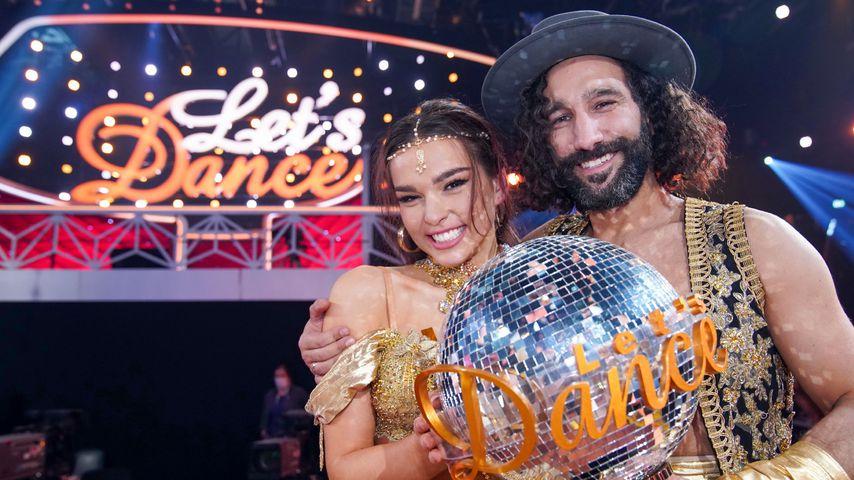 """Lili Paul-Roncalli und Massimo Sinató, """"Let's Dance""""-Sieger 2020"""
