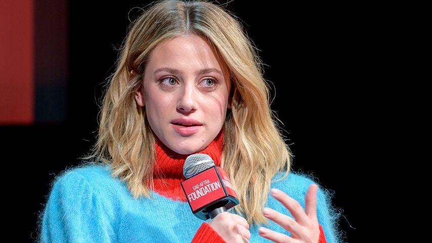 Lili Reinhart im Dezember 2019 in New York