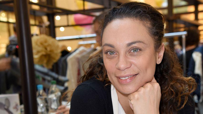 Lilly Becker im November 2016 auf dem Promi-Charity-Flohmarkt in Berlin