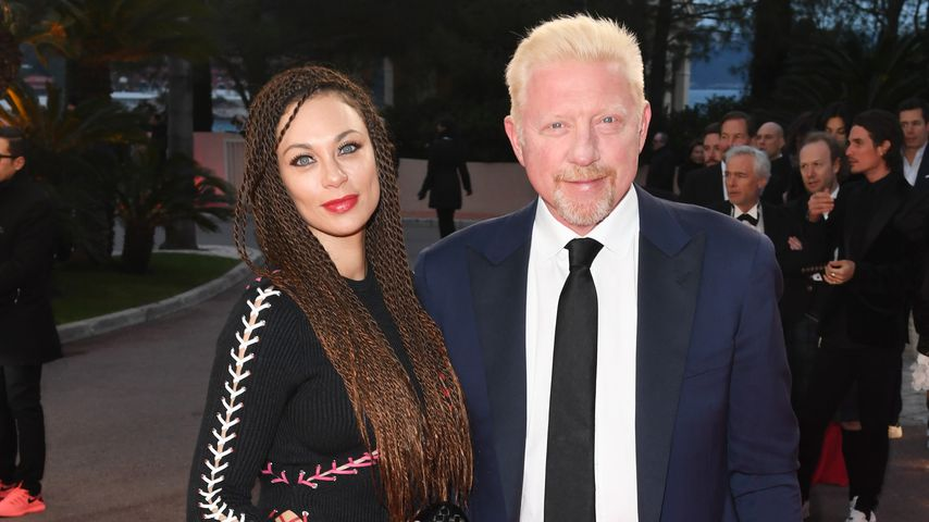 Lilly und Boris Becker auf den Laureus World Sports Awards in Monaco