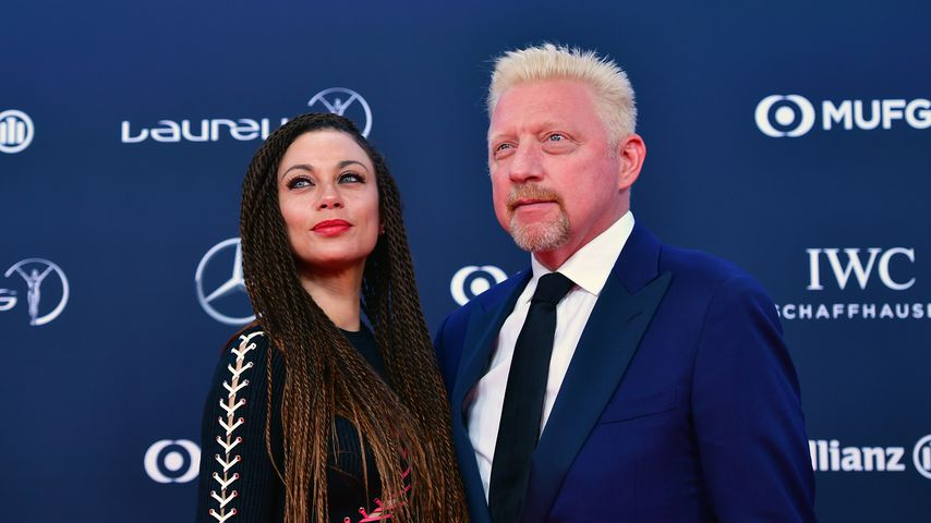 Lilly und Boris Becker bei den Laureus World Sports Awards in Monaco