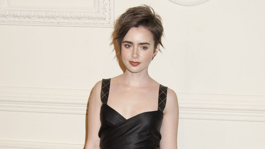 Lily Collins, Hollywood-Star